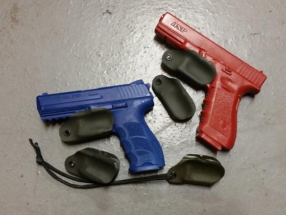 Minimalholster Für Glock und P30