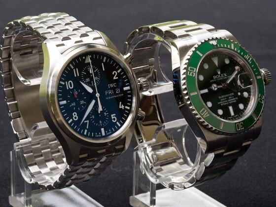Rolex Sumariner LV, 11