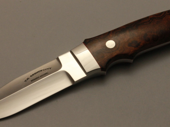 New York Special - Loveless Style Ironwood & 154CM
