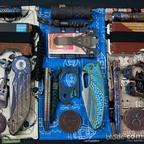 3x Titanium EDC Gear