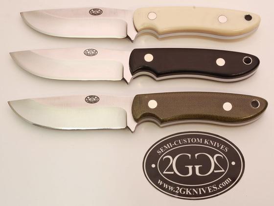2Gknives Bush-Tac limitierte Serie