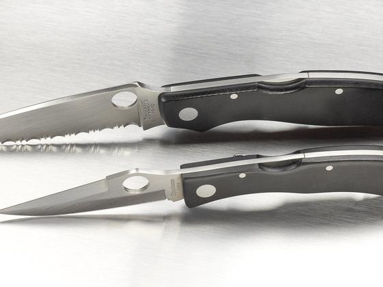 Spyderco C34 und C54