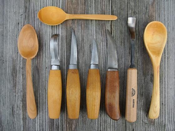 Spoons & Tools