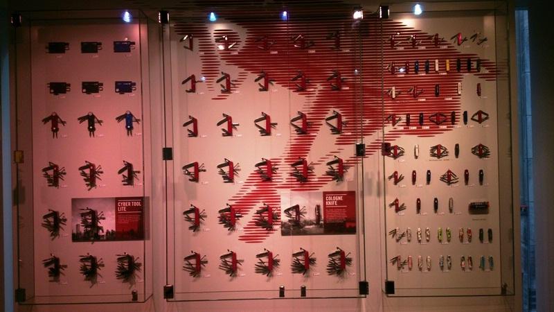 Besuch Im Victorinox Brand Store K 246 Ln Viele Bilder